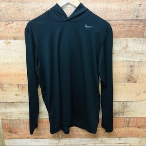 Nike dry fit light weight hoodie pullover